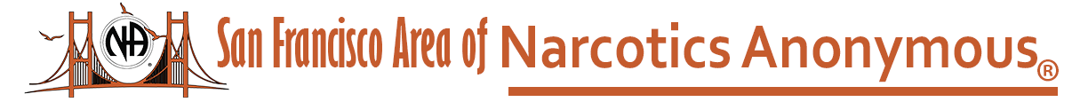San Francisco Area of Narcotics Anonymous