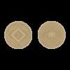 Bronze Medallion